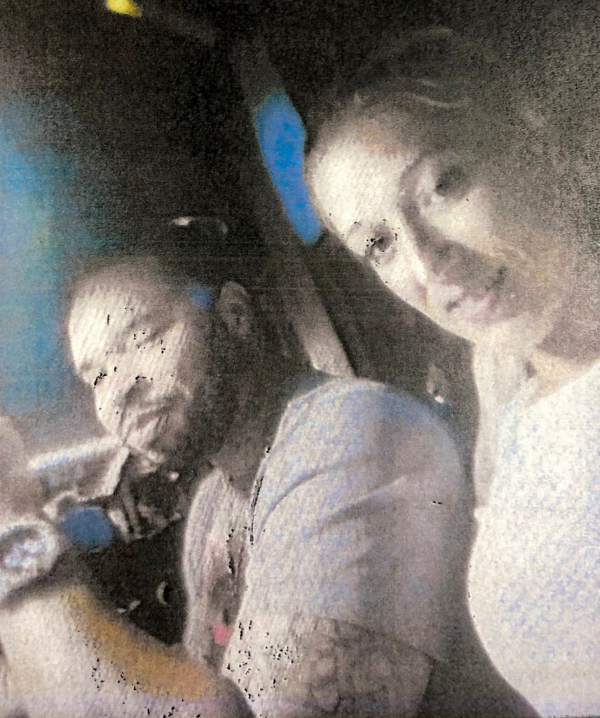 Cell phone Eric Kelly and Bridgett Stafford. (Courtesy of MPD internal investigation files)