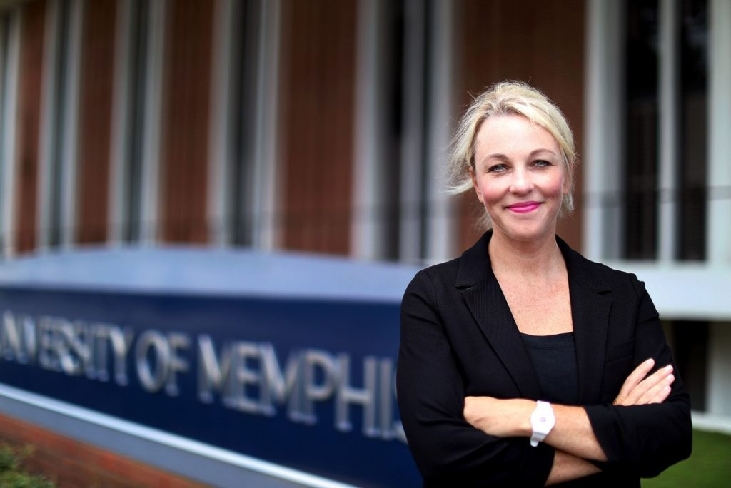 Dr. Eraina Schauss is the director and founder of the Brain Center at the University of Memphis. (Patrick Lantrip/Daily Memphian file)