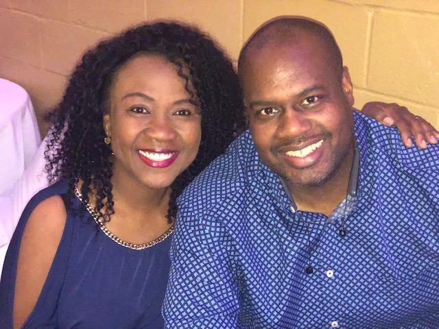 Janice Ballard and her husband, Monroe Ballard Jr.