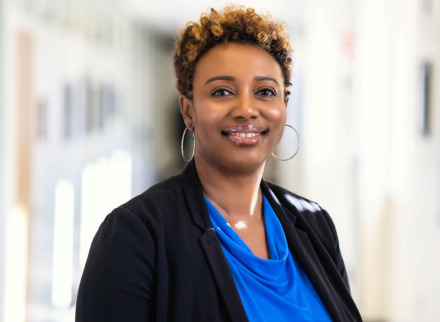 Pamela Harris-Giles is Director of Curriculum and Instruction for Shelby County Schools. (Courtesy Shelby County Schools)